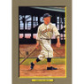 Arky Vaughan Perez-Steele Hall of Fame Great Moments Limited Edition Jumbo Postcard # 71