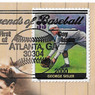 George Sisler Legends of Baseball Stamp First Day Cover July 6, 2000