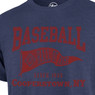 Men's '47 Brand Baseball Hall of Fame Pennant Race Royal Scrum T-Shirt