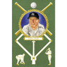 Mickey Mantle Perez-Steele Masterworks Limited Edition Postcard # 8