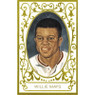 Willie Mays Perez-Steele Masterworks Limited Edition Postcard # 11