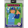George Brett Topps Project 2020 # 102 - Keith Shore