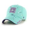Youth '47 Brand Hall of Fame Light Teal Stardust Adjustable Cap