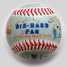 Die-Hard Fan at Minute Maid Park Unforgettaballs Limited Commemorative Baseball with Lucite Gift Box
