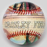 Crosley Field Unforgettaballs Limited Commemorative Baseball with Lucite Gift Box
