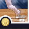 Highland Mint Christian Yelich Milwaukee Brewers Bronze Coin 13 x 16 Photo Mint