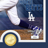 Highland Mint Mookie Betts Los Angeles Dodgers Bronze Coin 13 x 16 Photo Mint
