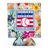 Baseball Hall of Fame Logo Flower Can Cooler