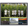 Highland Mint Inaugural Field of Dreams Game Bronze Coin 13 x 16 Photo Mint