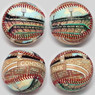 Comiskey Park Unforgettaballs Limited Commemorative Baseball with Lucite Gift Box