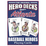 Hero Decks Caricature Playing Cards For Atlanta Braves Fans