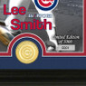 Highland Mint Lee Smith Chicago Cubs Hall of Fame Supreme Bronze Coin Photo Mint