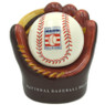 Hall of Fame Ball and Glove Salt and Pepper Shaker Set