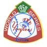 New York Yankees 1950 World Series Champions Logo Stadium Chase Pin