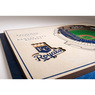 Kansas City Royals 5 Layer 17 x 13 StadiumViews 3D Wall Art
