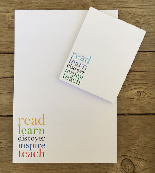 Read Learn Teach - Gift Bundle