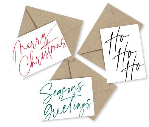 Cursive Christmas Bundle