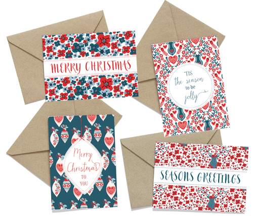 Scandi Christmas Cards