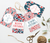 Scandi Christmas Tags