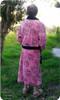 Riverside Robe Pattern