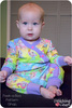 Lullaby Line Snap Pajamas Pattern