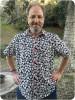 Yukon Button-Up shirt sewing pattern for men