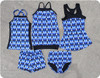 Bahama Mama Blouson Top sewing pattern
