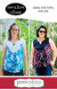 Barcelona Women's Blouse Pattern