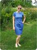 Boston Boatneck Tee and Dress Pattern
