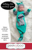 Lullaby Line Knotted Gown Sewing Pattern