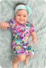 Roly Poly Romper Pattern