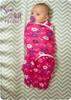 Sleep Tight Swaddle Pattern