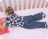 Sweet Dreams Button-Up PJ Set