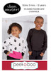 Classic sweatshirt sewing pattern