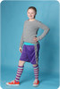 Kids Basketball Shorts Sewing Pattern