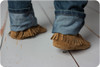 Toddler Moccasins PDF Sewing Pattern