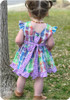 Wildflower Dress Sewing Pattern