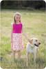Sleeveless w/ flutter sleeves, knee-length gathered skirt