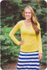 Long Sleeve t-shirt sewing pattern