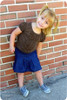 Toddler skort sewing pattern