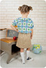 Uniform Skort sewing pattern