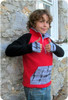 Tween Boy Fleece Jacket Pattern