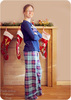 Women's Pajama Pants Sewing Pattern