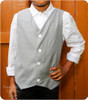 Little Gentleman Vest Pattern