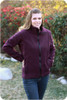 Cascade Fleece Jacket Sewing Pattern