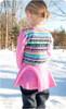 Gloria Circle Skirt Peplum