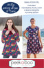 Sicily Swing Dress sewing pattern
