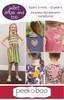 Juliet Dress & Top sewing pattern