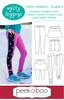 Agility leggings sewing pattern