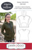 Sequoia pullover sewing pattern